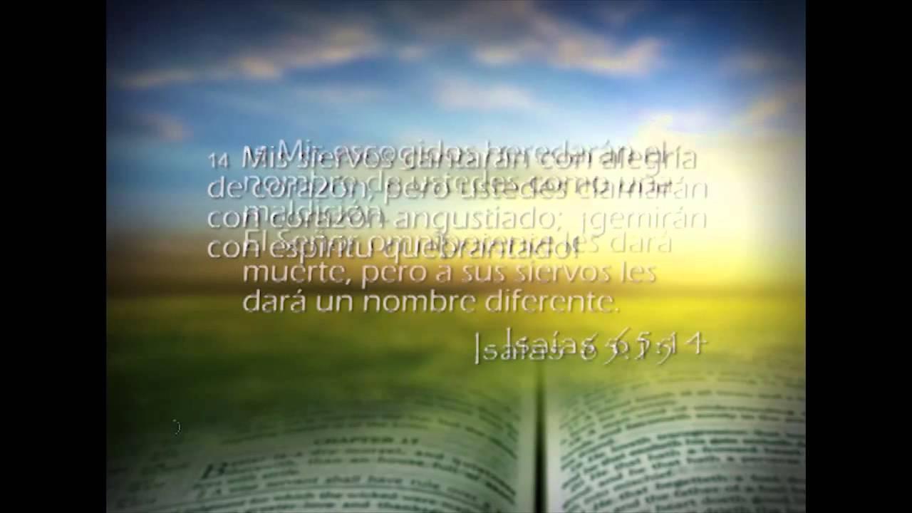 Isaías 65 – Reavivados por su Palabra