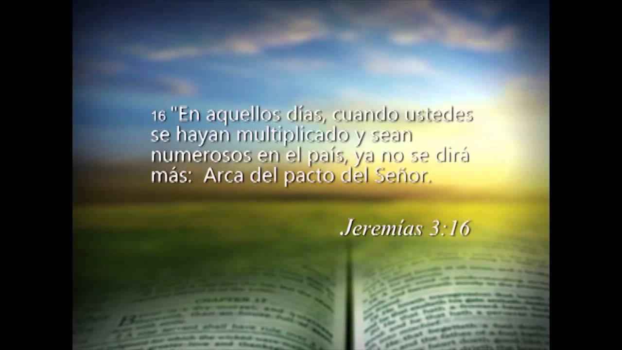 Jeremías 3 – Reavivados por su Palabra
