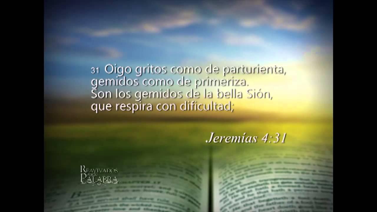 Jeremías 4 – Reavivados por su Palabra