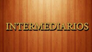 Intermediarios – Pretrimestral 3er 2014