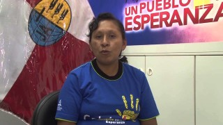 Fiorella Rodriguez – Misión Caleb 6.0 Cajamarca, Tierra de Esperanza
