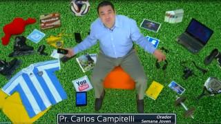 Video Invitación Semana Joven 2014 – El reino de Dios esta cerca Pr. Carlos Campitelli