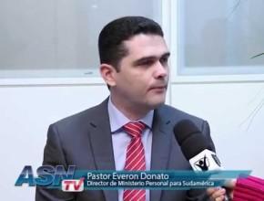 Noticias Adventistas- Multiplicación de los GPs (09 de agosto)- Pr. Everon Donato