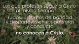 Iglesia Receptiva – 05 El Cristiano
