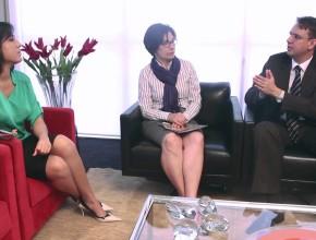 Noticias Adventistas- Explotación Sexual- Prof. Wiliane Marroni y periodista Felipe Lemos