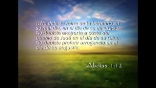 Abdías 1 – Reavivados por su Palabra – 22/09/2014