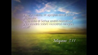Miqueas 3 – Reavivados por su Palabra – 29/09/2014