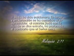Malaquias 2 – Reavivados por su Palabra – 30/10/2014