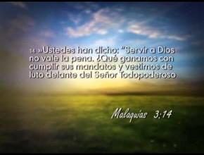 Malaquias 3 – Reavivados por su Palabra – 31/10/2014