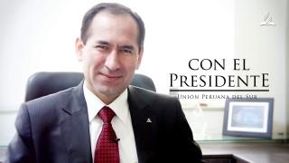 N°7 – Con el Presidente – La Única Esperanza