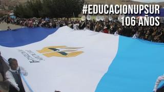 NotiUPSur – Desfile por los 106 años de la Educación Adventista