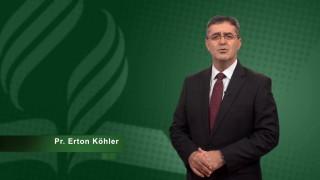 Pr. Erton Köhler – Saludo a la Escuela Sabática por sus 161 años