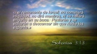 Sofonias 3 – Reavivados por su Palabra – 12/10/2014