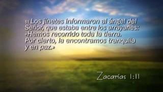 Zacarias 1 – Reavivados por su Palabra – 15/10/2014