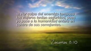 Zacarias 8 – Reavivados por su Palabra – 22/10/2014