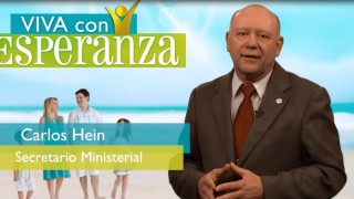 Invitación Semana Viva con Esperanza – Pr. Carlos Hein