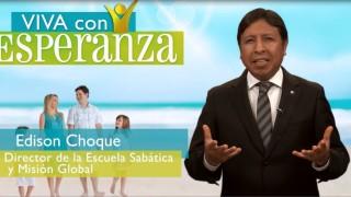 Invitación Semana Viva con Esperanza – Pr. Edison Choque