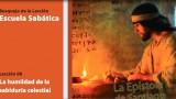 Lección 8 La humildad de la sabiduría celestial 4º Trim/2014 – Escuela Sabática