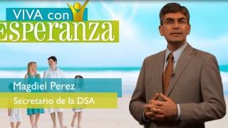 Invitación Semana Viva con Esperanza – Pr. Magdiel Pérez