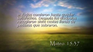 Mateo 15 – Reavivados por su Palabra – 16/11/2014