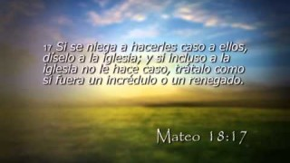 Mateo 18 – Reavivados por su Palabra – 19/11/2014