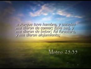 Mateo 25 – Reavivados por su Palabra – 26/11/2014