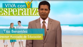 Invitación Semana Viva con Esperanza – Pr. Tito Benavidez