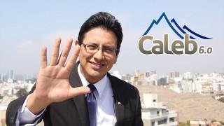 Invitación #CalebUPSur
