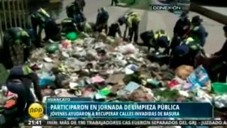 Misión Caleb en Huancayo a través de RPP Noticias