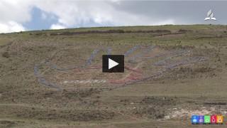 NotiUPSur – La Huella CalebUPSur más grande de Sudamérica