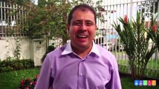 Saludo del Pr. Arelí Barbosa a los CalebUPSur 6.0.