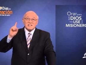 Día 3 Orar para que Dios nos use como misioneros – #10diasdeoracion