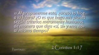 2 Corintios 1 – Reavivados por su Palabra #RPSP