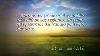 2 Corintios 10 – Reavivados por su Palabra #RPSP