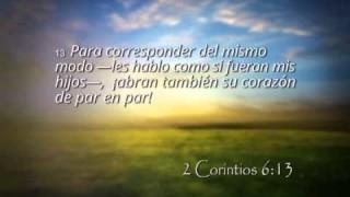 2 Corintios 6 – Reavivados por su Palabra #RPSP