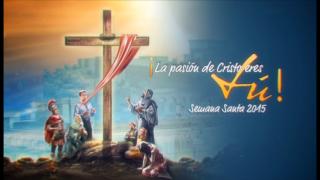 Karaoke – ¡La pasión de Cristo eres tú!