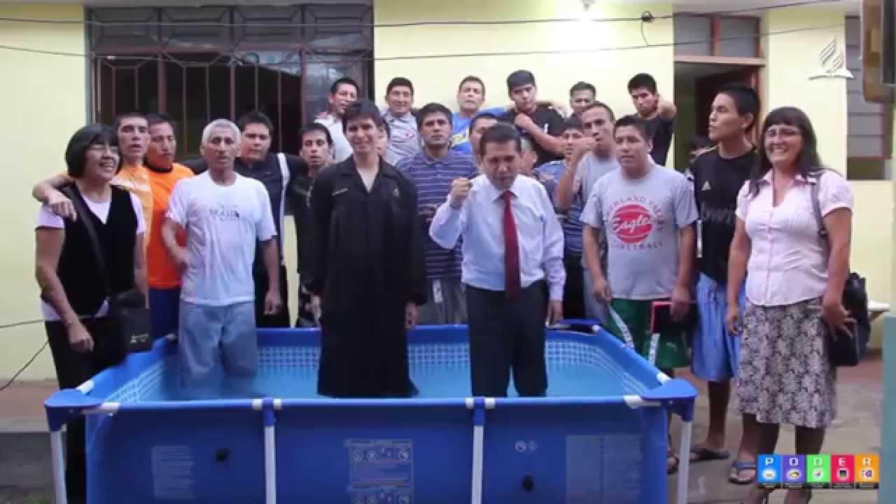 24 Jóvenes decidieron ser libres en Jesús  – Semana Santa 2015