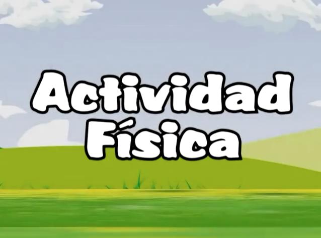 Canto 3 – Actividad Física