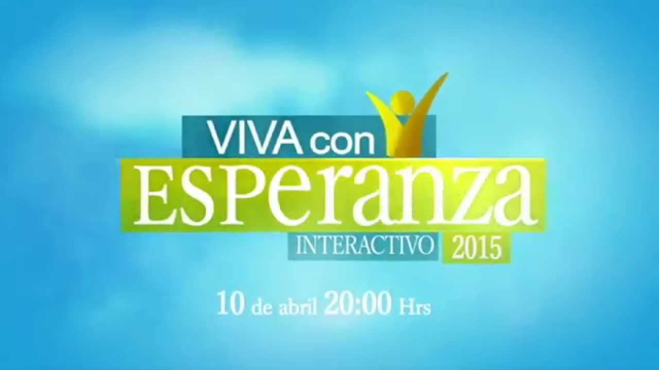 "Interactivo ""Viva con Esperanza"""
