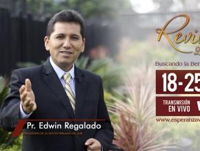 Invitación Revive 2.0 – Pr. Edwin Regalado