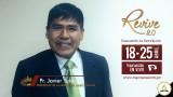 Invitación Revive 2.0 – Pr. Javier Tula