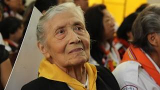 Nercida de Ruiz, fundadora del Club de Conquistadores en Sudamérica, descansó en el Señor