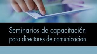 Entrenamiento para directores de comunicación