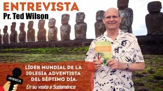 Entrevista al líder mundial de la Iglesia Adventista, Pr. Ted Wilson.
