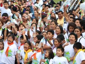 Adventistas distribuyen 180 mil botellas de agua gratuitamente – ADELANTE