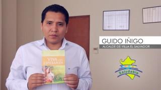 Alcalde de Villa el Salvador comprometido con #ADELANTE