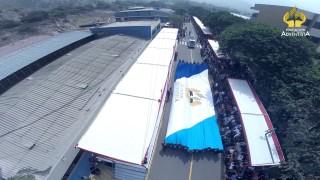 ASEACES presente en el Desfile UPeu