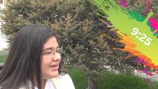 Testimonio de Camila en el congreso de jóvenes