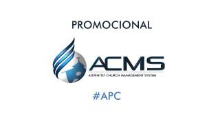 ACMS – Promocional