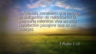 2 Pedro 1 – Reavivados por su Palabra #RPSP